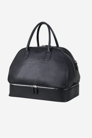Ancient Sport Bag black leather waterproof and resistant