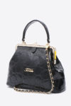 Embossed Hand Bag