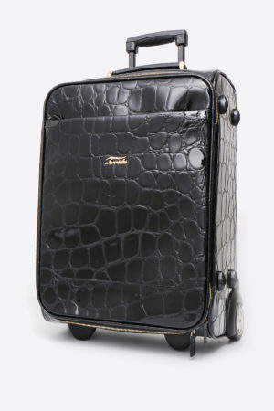 Terrida's Trolley handmade in italy vegetable tanned leather terrida venezia business travel italian bags luxury venezia