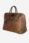 Damask Duffle Bag