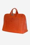 Venetian Nautical Bag vegetable tanned leather handmade in italy terrida venezia murano glass