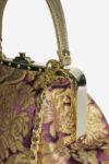 Damask Hand Bag