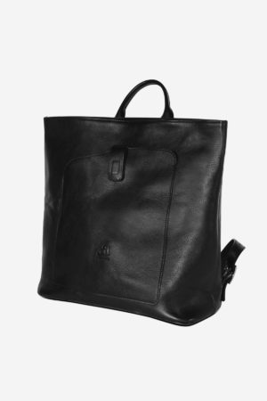 Classic Backpack handmade in italy vegetable tanned leather italian bags leather backpack travel business fashion