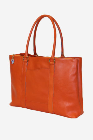 The Colorful Bag handmade in italy vegetable tanned leather murano glass terrida venezia