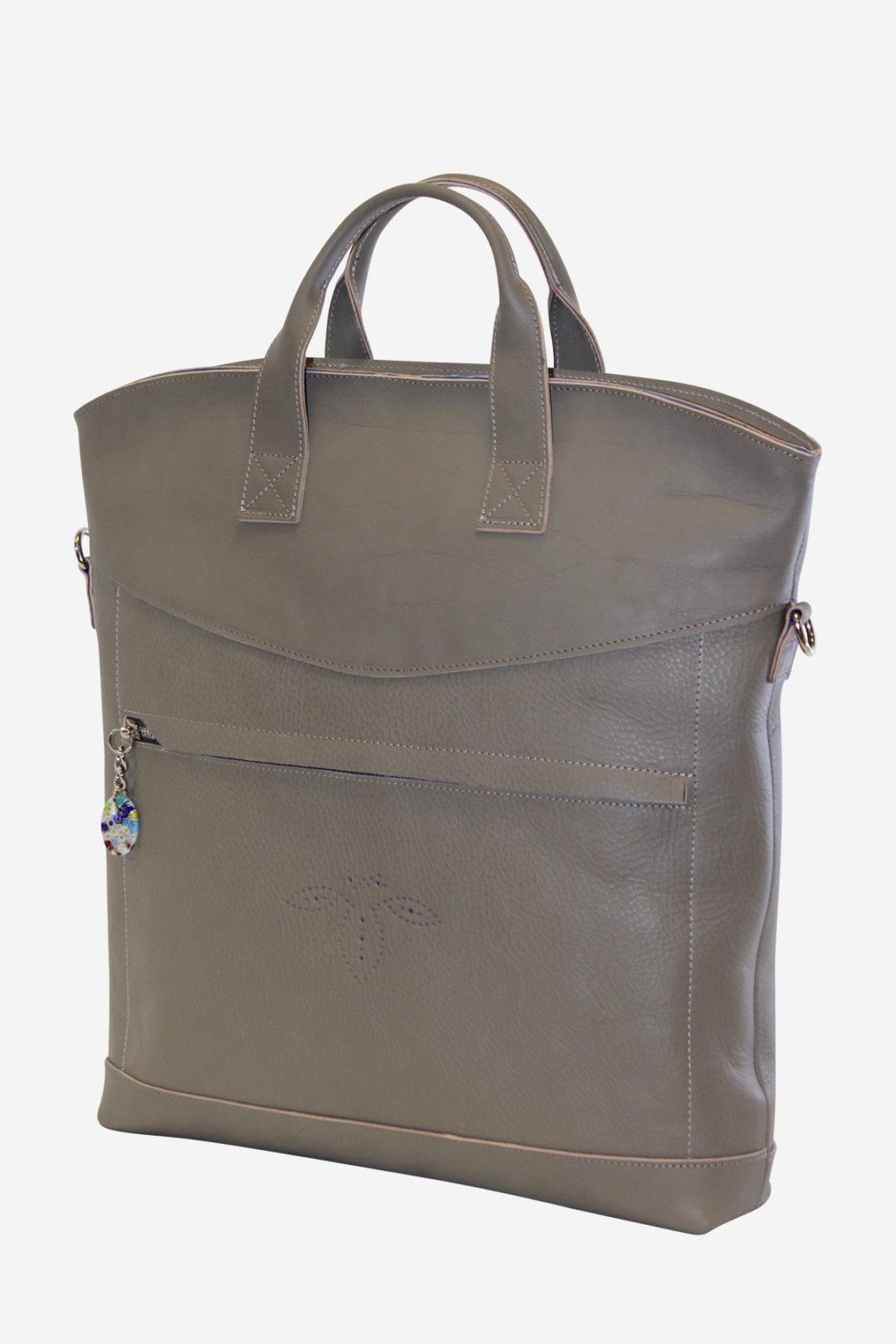 Floral Vertical Bag