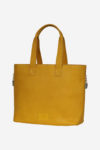 Solar Bag handmade in italy vegetable tanned leather murano glass italian tradition