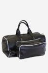 Brotherhood Bag sport bag two bag in one black waterproof leather