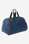 Advanced Sport Bag avio orange blue handmade in italy waterproof leather