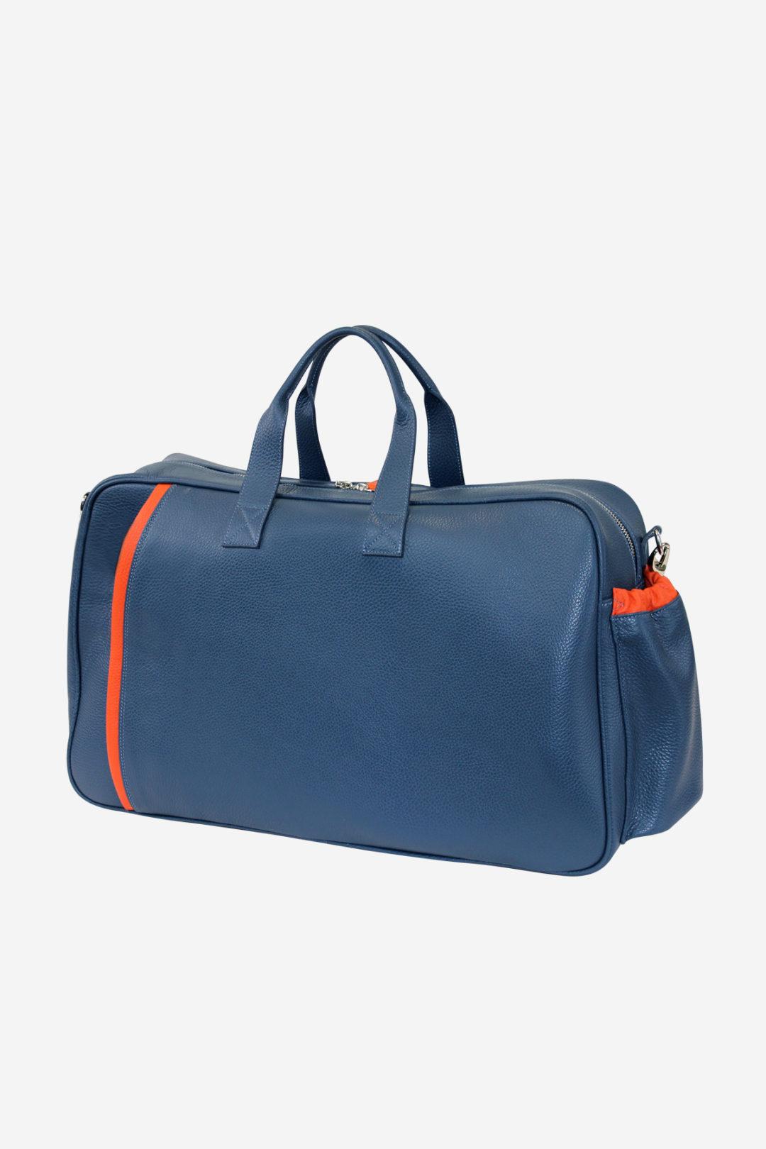 Lightning Sport Bag resistant waterproof leather madeinitaly
