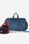 Lightning Sport Bag baseball set duffle sport bag in leather