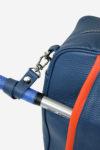 Lightning Sport Bag baseball mace holder leather made in italy