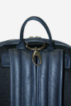 Multisport Backpack detail hook leather waterproof blue