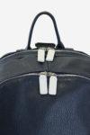 Multisport Backpack blu white waterproof resistant outdoor leather sport backpack