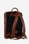 Laptop Backpack handmade in italy vegetable tanned leather business travel italian bags laptop holder