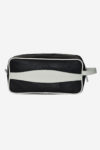 Advanced Beauty Case black white front leather handmade