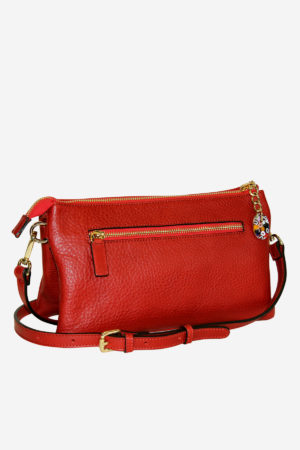 Ducal Handbag vegetable tanned leather handmade in italy terrida venezia