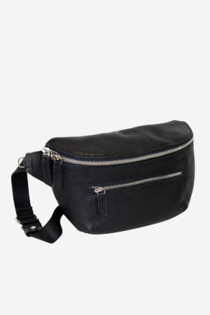 The Pouch handmade in italy vegetable tanned leather italian bag purse made in italy