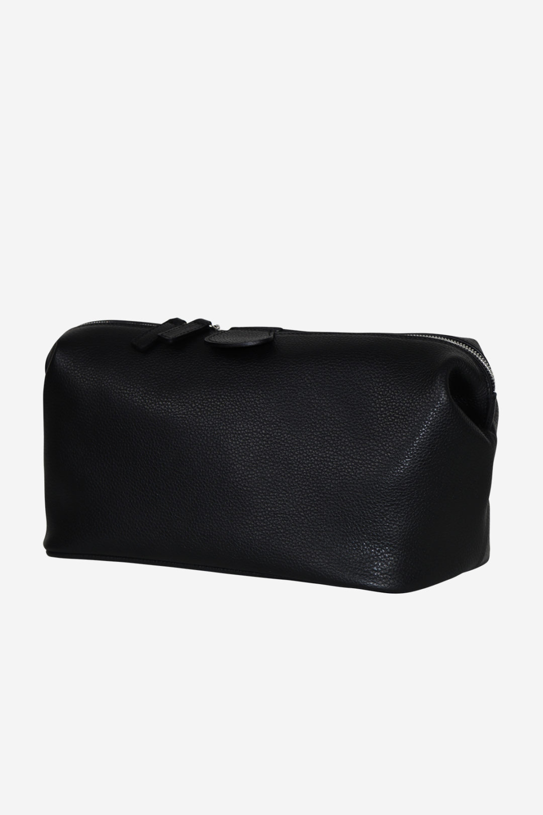 Original Sport Beauty Case total black leather waterproof and resistant