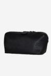 Original Sport Beauty Case total black leather resistant waterproof