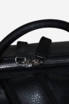 Sinuous Laptop Backpack handle detail