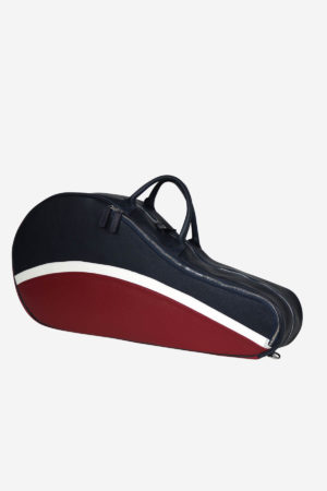 Italian Tradition in Fashion Sinuous Tennis Bag limited edition