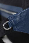 Modern Pouch detail leather