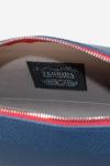 Golf accessory inner leather poket ball