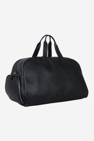 Original Sport Bag black leather waterproof